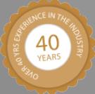 GL Mastics - 40 Years